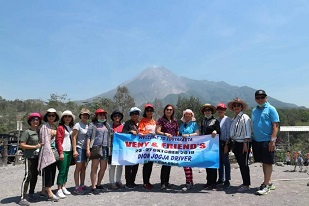 Package Merapi Lava Tour to  Prambanan Sunset | 10 Hours