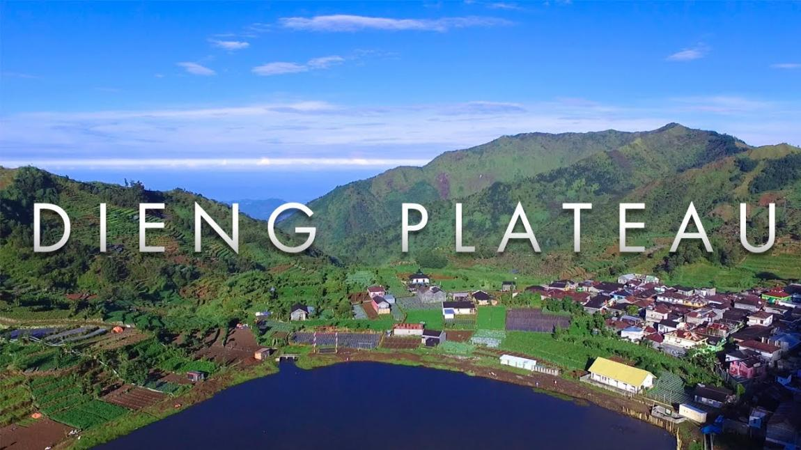 Dieng Plateau, A Beautiful Tourist Destination in Central Java