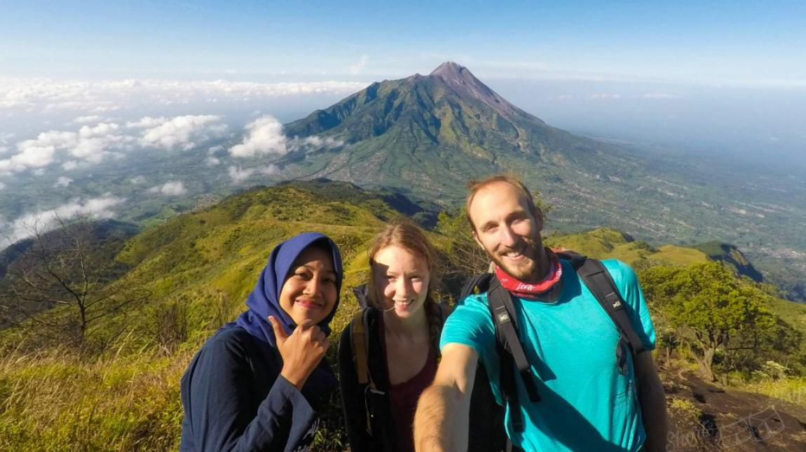 Merbabu Mount Trekking | Enjoy the beauty of the sunrise