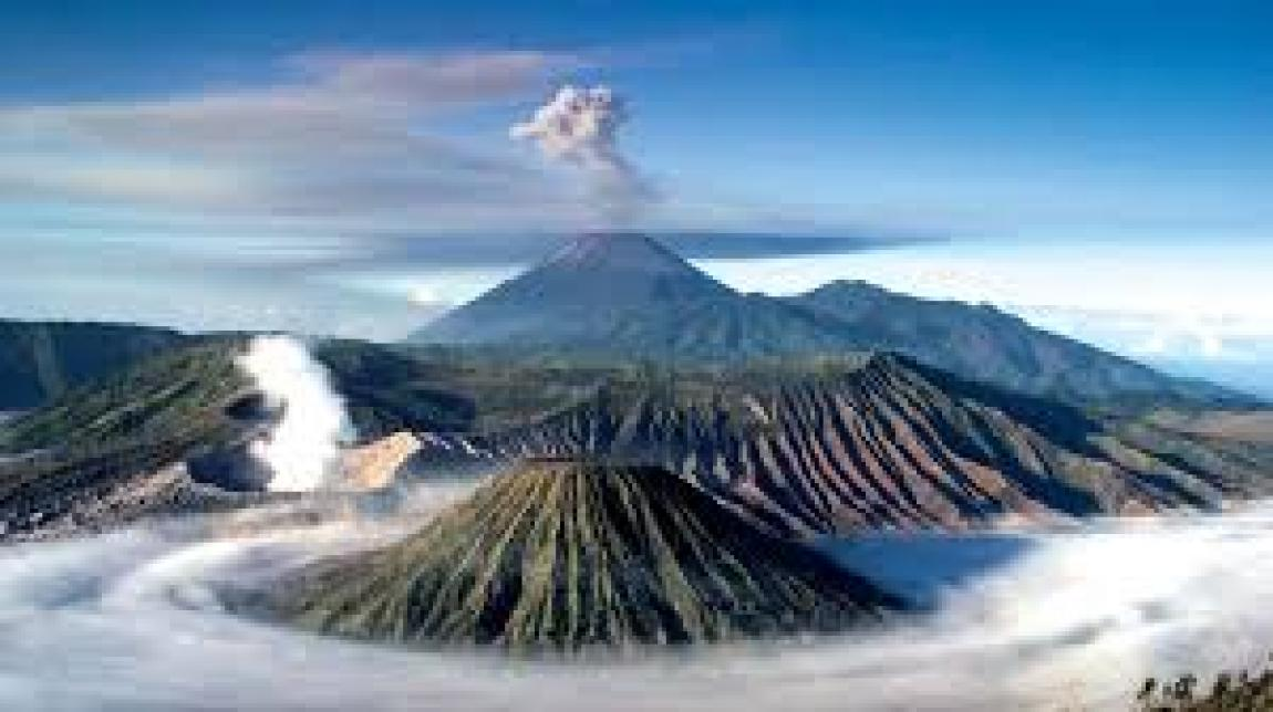 Mount Bromo, The Beautiful Place In East Jawa